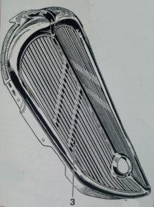 Calandra cromata Chausson 1934